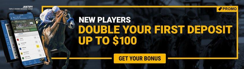 TVG 1st deposit bonus