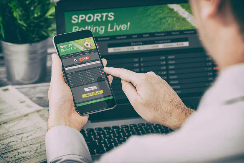 Bet on sports online with your brain.
