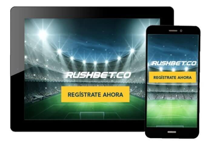 Rushbet Mobile App