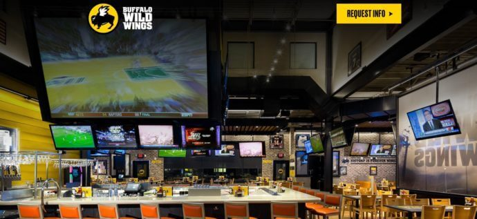 Buffalo Wild Wings Sportsbook