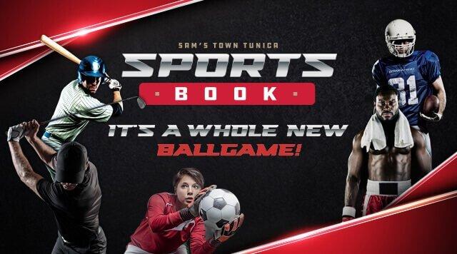 Tunica sportsbook Sam's Town