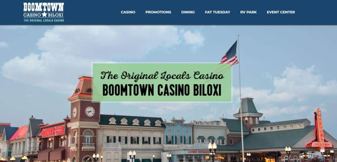 Boomtown website
