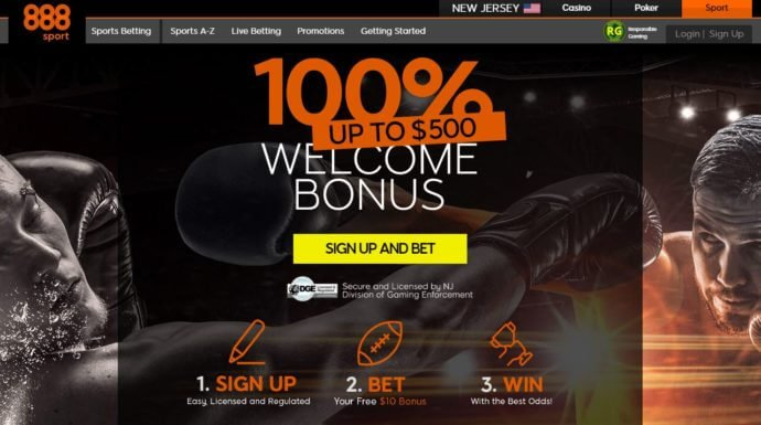 888 sportsbook welcome bonus