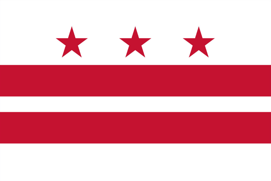 Washington DC  Online Gambling 2021