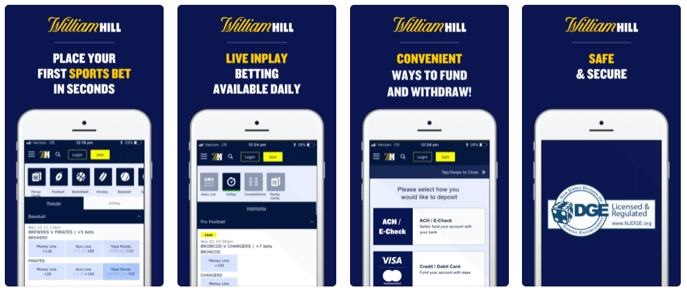 william hill us app