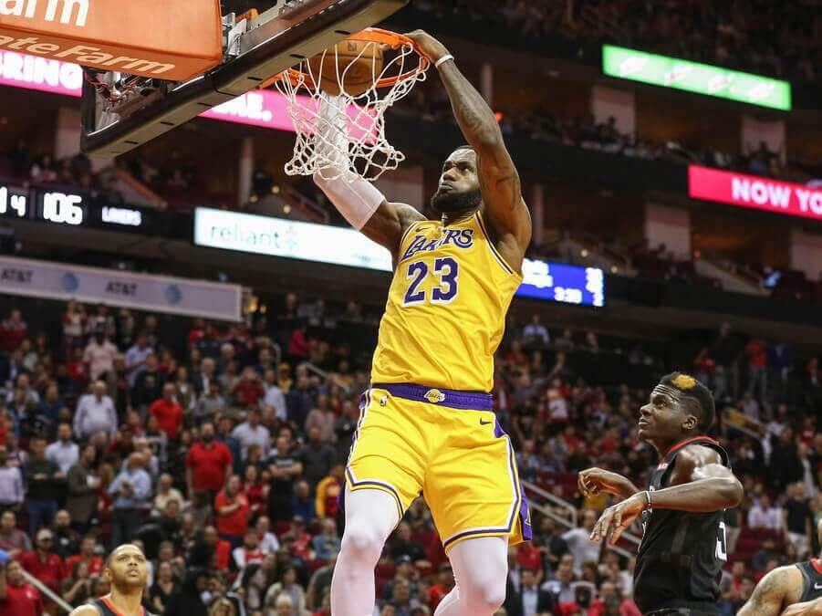 LeBron James (Troy Taromina/USA TODAY Sports)