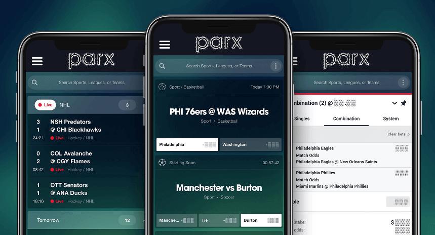 Parx Sportsbook App