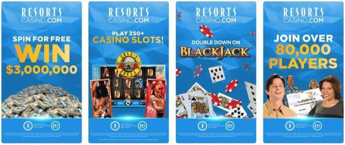 Resorts Casino App 2019