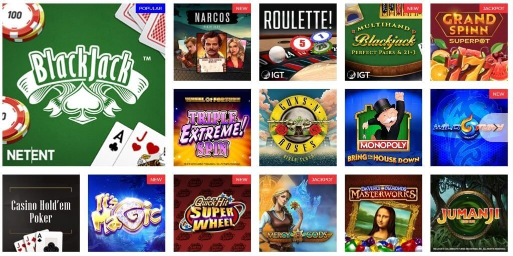 BetAmerica Casino Review 2020