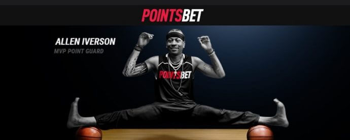 Points Betting Website