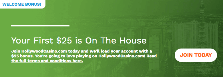 Hollywood Casino Promo Code & Review 2019