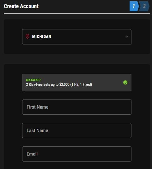 PointsBet Sign Up Code
