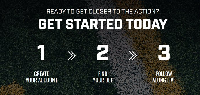 FOX Bet Sign Up Steps