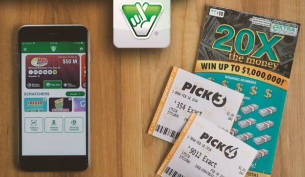 Virginia Lottery App