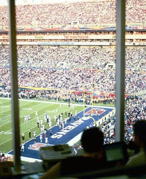 Super Bowl Losses - Super Bowl XXV
