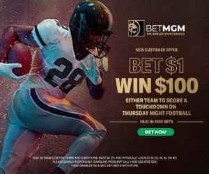 BetMGM Special Offer