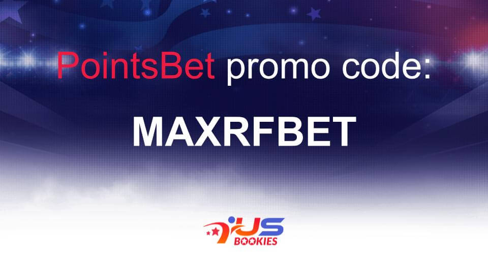 PointsBet Promo Code: MAXRFBET
