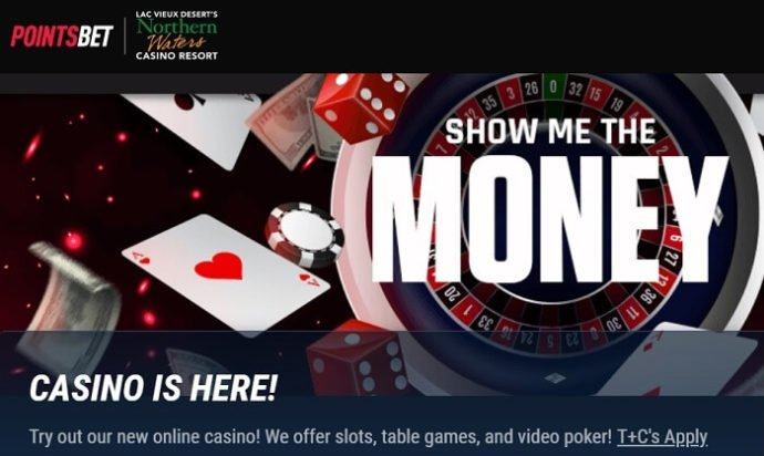 PointsBet Casino Review