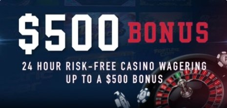 Barstool Casino Welcome Offer