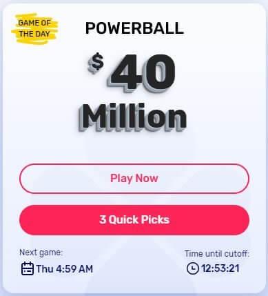 Lotto.com Powerball