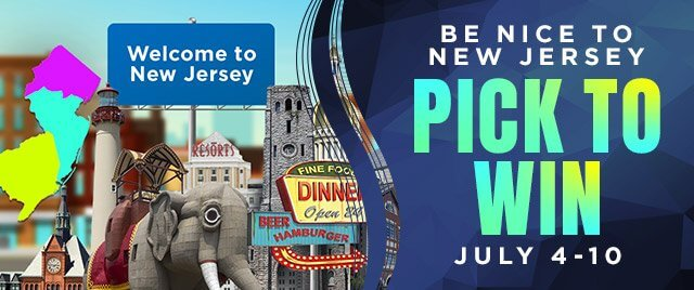 Resorts Casino NJ Promotion