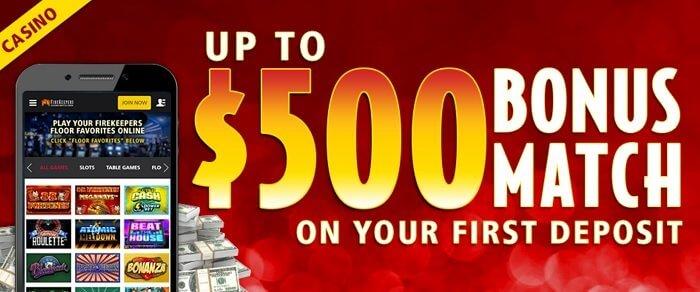 FireKeepers Bonus Code