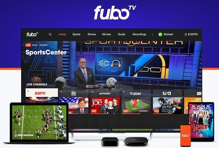 fubo.tv Devices