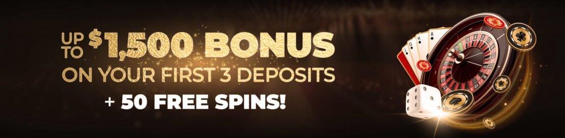 Ocean Casino Bonus